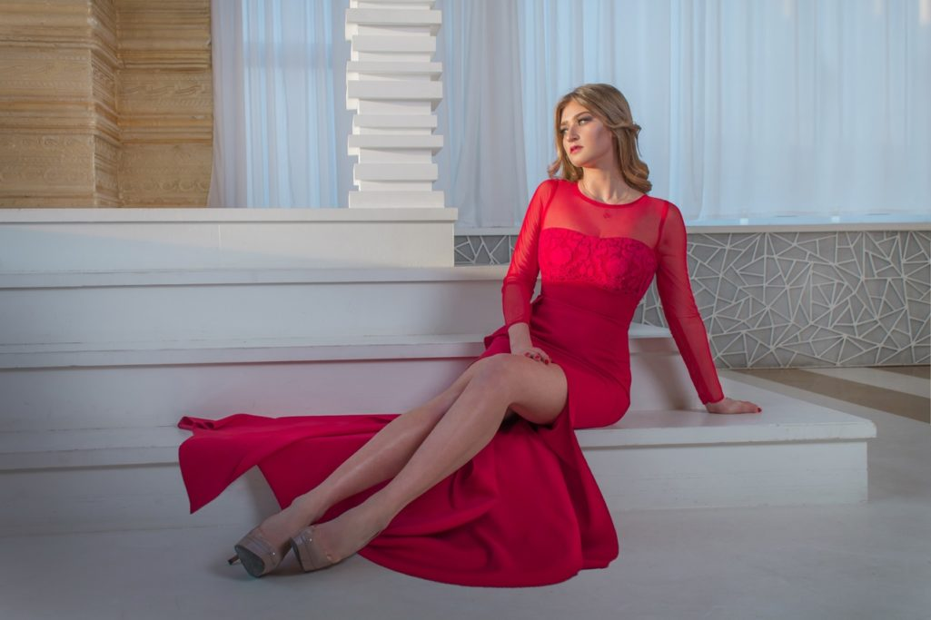 """Платье """"Мулен Руж"""" создано для самой эффектной и незабываемой особы!"""