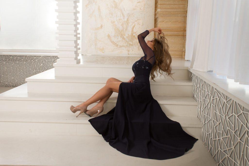 """Платье """"Мулен Нуар"""" создано для самой эффектной и незабываемой особы!"""